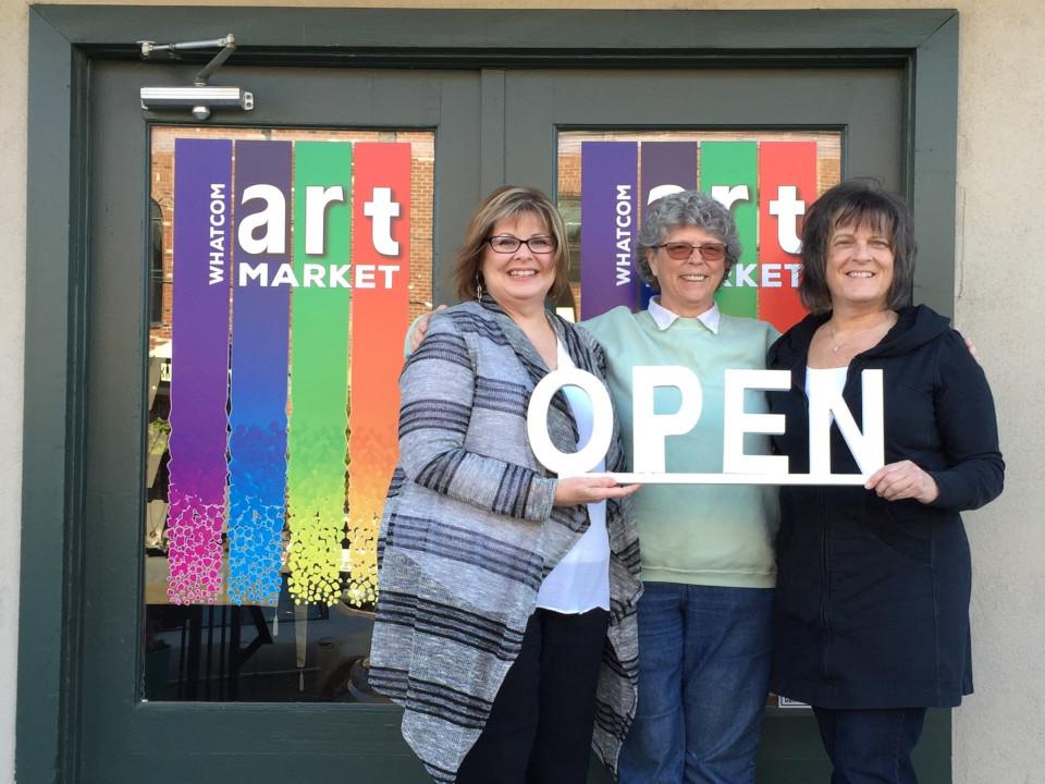 Whatcom Art Market2